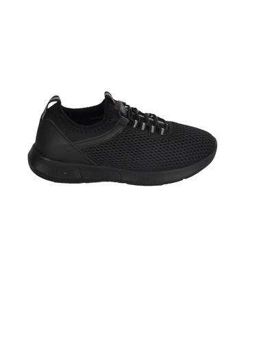 Bestof Bestof Bst-059 Siyah-Siyah Unisex Spor Ayakkabı Siyah